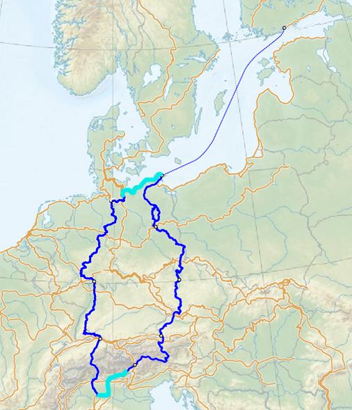 Il tour lungo i sentieri E1 e E10 di Nomadic Landscape- The tour following E1 and E10 European paths